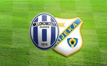 1.HNL 20. kolo: Rijeka - Lokomotiva