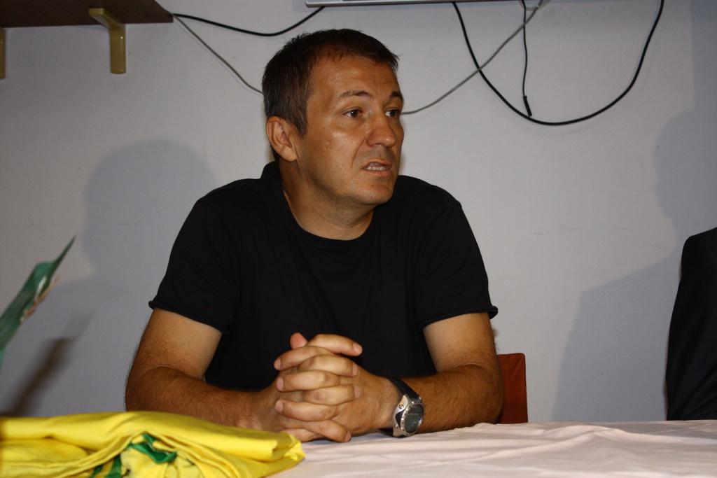 Elvis Scoria: Juventus će proslijediti igrače koji nam mogu biti zanimljivi