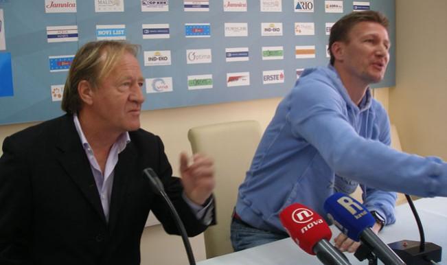 """Jurica Vranješ potpisao: Drago mi je da sam dio projekta nove """"Rijeke"""""""